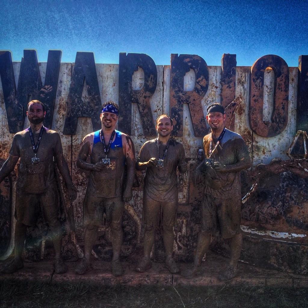 Warrior Dash 2016